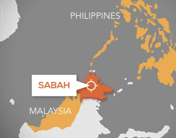 Malaysia keo dai lenh gioi nghiem tren vung bien giap Philippines hinh anh 1