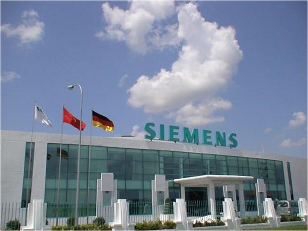 Chu tich Siemens keu goi doanh nghiep Duc dau tu vao Viet Nam hinh anh 1