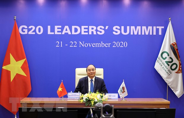 G20 ban giai phap su dung moi nguon luc de ngan chan dai dich COVID-19 hinh anh 2