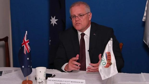 G20: Australia cam ket ap dung cong nghe dot pha de cat giam khi thai hinh anh 1
