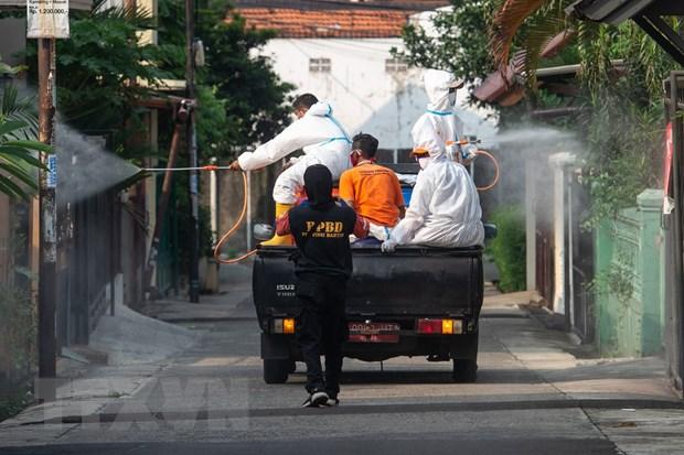 Hong Kong canh bao tinh hinh nghiem trong, Indonesia co hon 500.000 ca hinh anh 1