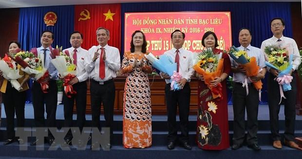 Ong Pham Van Thieu duoc bau giu chuc Chu tich UBND tinh Bac Lieu hinh anh 2