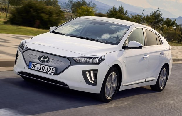 Hyundai Motor dau tu hon 55 ty USD, tap trung phat trien xe dien hinh anh 1