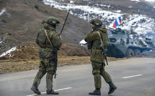 Nga, Azerbaijan thuc day viec thuc thi thoa thuan giai quyet xung dot hinh anh 1