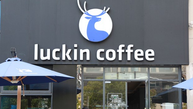 Chuoi caphe Trung Quoc Luckin Coffee nhan an phat 180 trieu USD tai My hinh anh 1