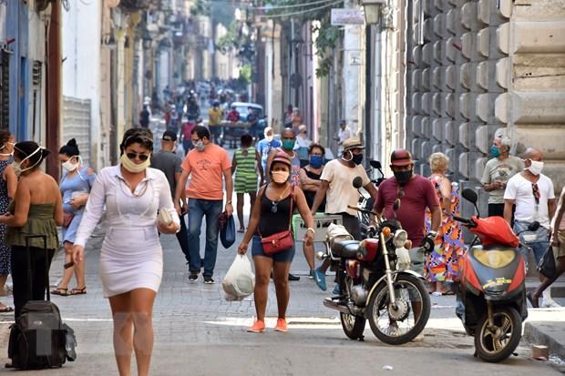 Chu tich Cuba de cao chong COVID-19 va lac quan ve trien vong kinh te hinh anh 2