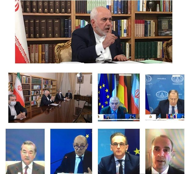 Cac nuoc tham gia JCPOA con lai quyet tam bao ve thoa thuan hat nhan hinh anh 1