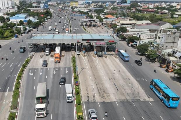 TP Ho Chi Minh de xuat duy tri tram thu phi duong Nguyen Van Linh hinh anh 1