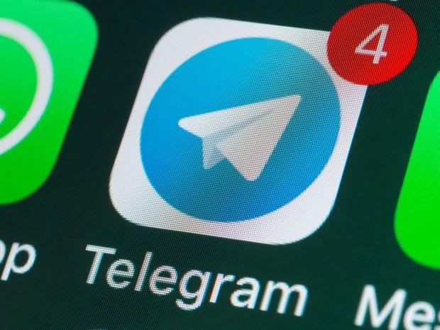 Ung dung Telegram ghi nhan 25 trieu nguoi dung moi trong 3 ngay hinh anh 1