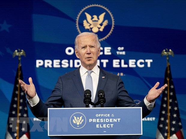 My: Ong Biden hy vong Thuong vien khong chi tap trung viec luan toi hinh anh 1