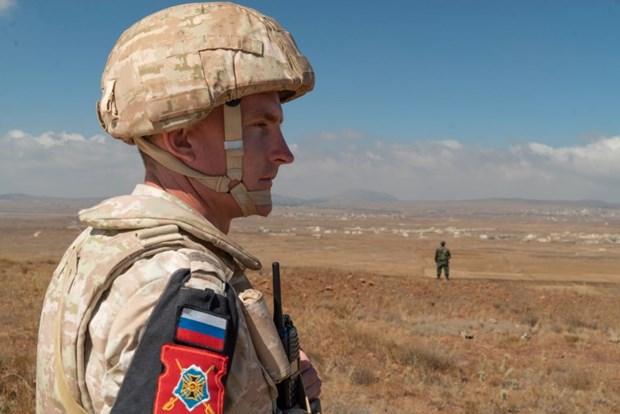 Nga quy tap hai cot binh sy Israel mat tich trong chien tranh o Syria hinh anh 1