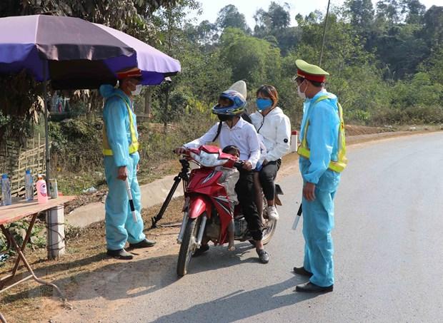 Dich COVID-19: Tuyen Quang khan truong truy vet F1 cua ca benh so 1976 hinh anh 1