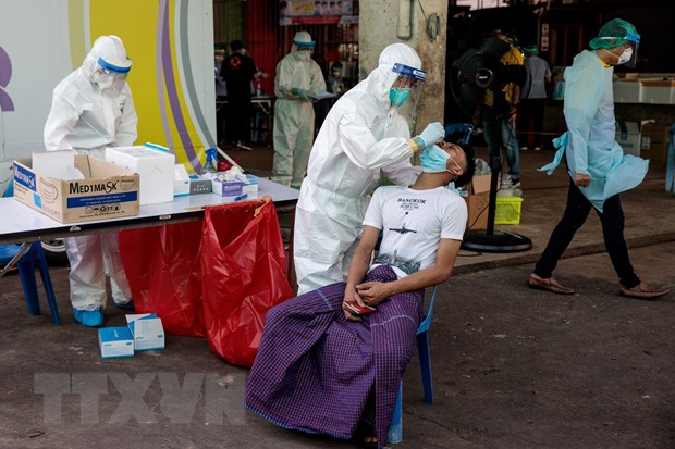 Thailand sets a target of 10 million doses of COVID-19 vaccine in the shape of a picture 1