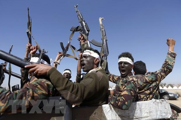 My, Saudi Arabia thuc day no luc ngoai giao cham dut xung dot o Yemen hinh anh 1