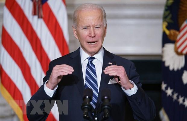 Chinh quyen Tong thong Joe Biden day manh no luc kiem soat sung dan hinh anh 1