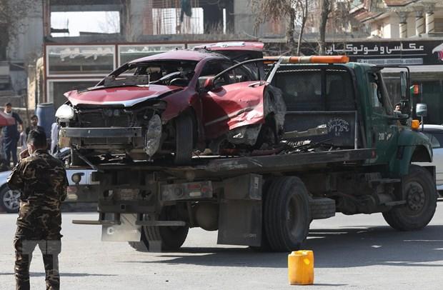 No bom lien tiep o Kabul, My xem lai viec rut quan khoi Afghanistan hinh anh 1