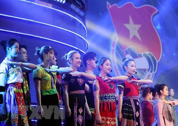 Doan TNCS Ho Chi Minh tai Lao to chuc ky niem 90 nam ngay thanh lap hinh anh 1