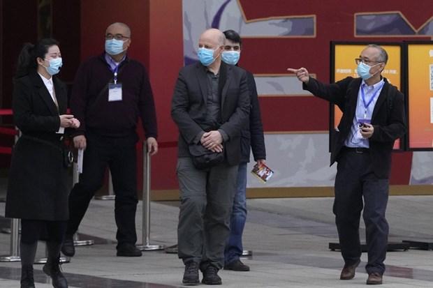 WHO da nhan bao cao day du ve nguon goc virus sau chuyen di Vu Han hinh anh 2