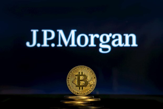 JPMorgan: Bitcoin bot bien dong, mo duong cho ngan hang tien vao hinh anh 1
