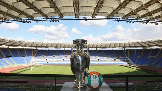 UEFA xac nhan to chuc Euro 2020 tai san Stadio Olimpico o Rome hinh anh 1