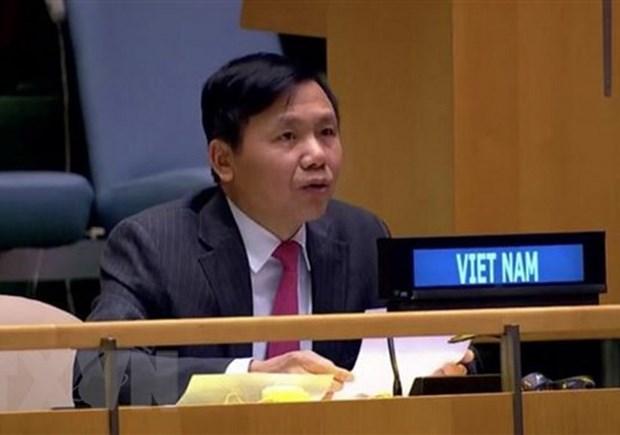 Viet Nam keu goi noi lai dam phan tien trinh hoa binh Trung Dong hinh anh 2