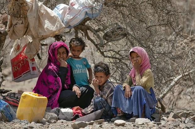 UNHCR: Bien doi khi hau khien so nguoi di doi gap doi so voi xung dot hinh anh 1