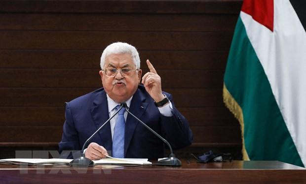 Palestine hoan bau cu cho toi khi nguoi dan Dong Jerusalem duoc di bau hinh anh 1