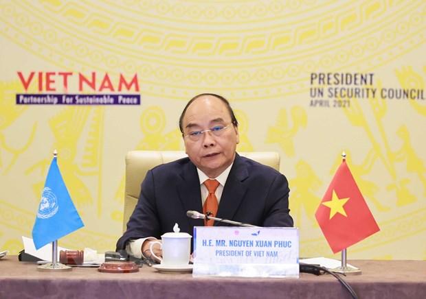 Thang Chu tich HDBA: Moc son moi trong nen ngoai giao Viet Nam hinh anh 1