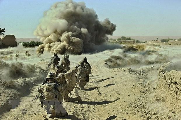 My khong kich nham ho tro luc luong Afghanistan chong Taliban hinh anh 1