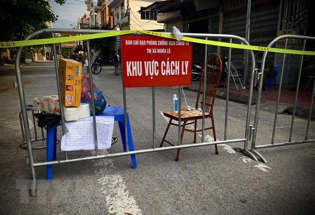 Quang Ngai cong bo 1 ca duong tinh, hoc sinh tam dung den truong hinh anh 1