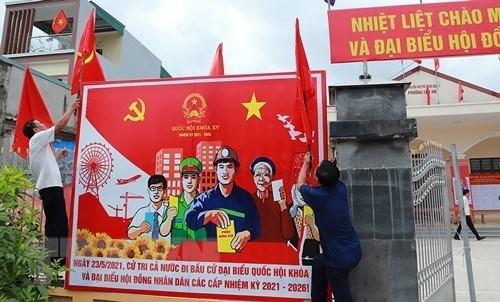 Bau cu Quoc hoi va HDND: Quang Ninh san sang cho Ngay hoi non song hinh anh 1