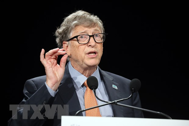 Bill Gates va EU cam ket dau tu 1 ty USD thuc day cong nghe