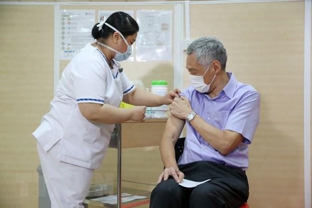 Singapore chuan bi cho viec chung song lau dai voi virus SARS-CoV-2 hinh anh 1