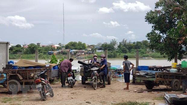 Campuchia: Nguoi goc Viet chap hanh di doi nha noi tai song Phnom Penh hinh anh 2