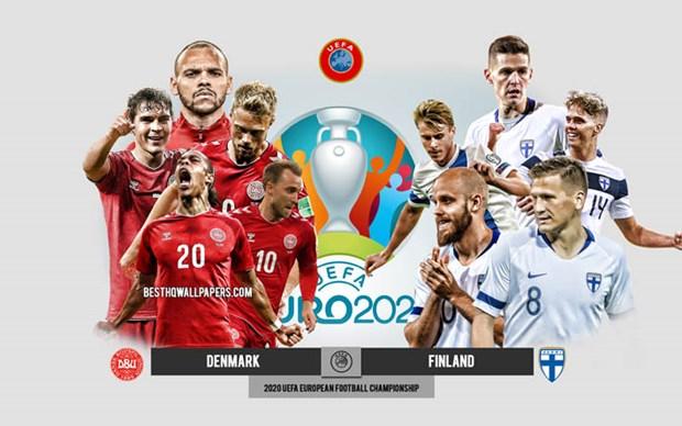 EURO 2020: Phan Lan-Dan Mach: Suc manh cua nhung
