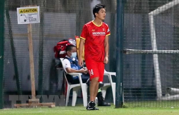 Vong loai World Cup 2022: Tuan Anh chac chan khong the da tran gap UAE hinh anh 1