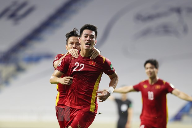 We Global Football: Viet Nam co 4,44% co hoi du VCK World Cup 2022 hinh anh 1