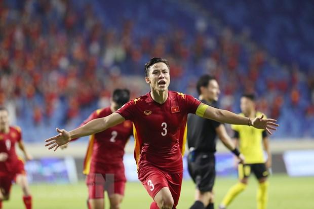 Doi tuyen Viet Nam lap ky tich gianh ve vao vong loai thu 3 World Cup hinh anh 1