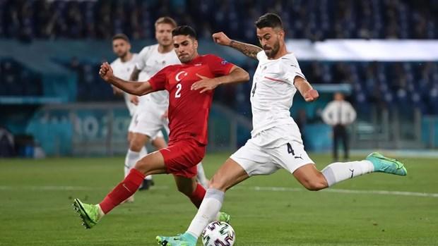 Diem danh 10 cau thu chay nhanh nhat Vong chung ket EURO 2020 hinh anh 1