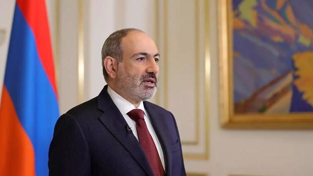 Bau cu Armenia: Thu tuong Nikol Pashinyan tuyen bo gianh chien thang hinh anh 1