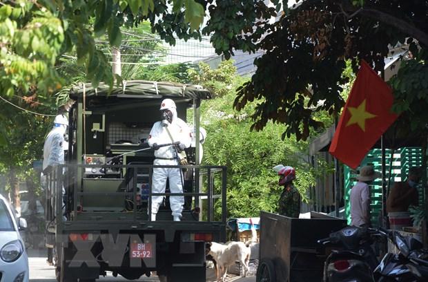 Nghe An, Dak Lak, Da Nang truy vet cac ca duong tinh SARS-CoV-2 hinh anh 2