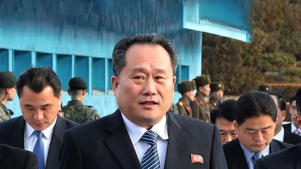KCNA: Bo Ngoai giao Trieu Tien tu choi loi de nghi dam phan cua My hinh anh 1