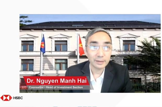 Quang ba co hoi dau tu vao Viet Nam voi cac doanh nghiep EU va Anh hinh anh 1