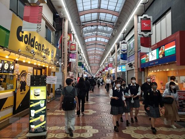 Nhat Ban ban bo tinh trang khan cap lan thu 4 o thu do Tokyo hinh anh 1