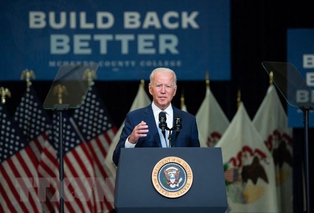 "Tong thong Joe Biden ky vong ve ""mot the ky cua nuoc My"" hinh anh 1"