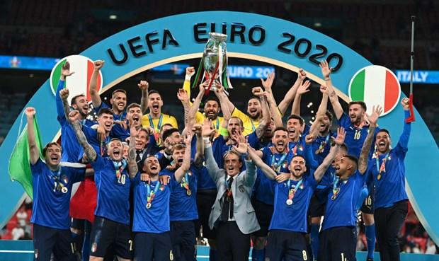 UEFA cong bo doi hinh xuat sac nhat Vong chung ket EURO 2020 hinh anh 2