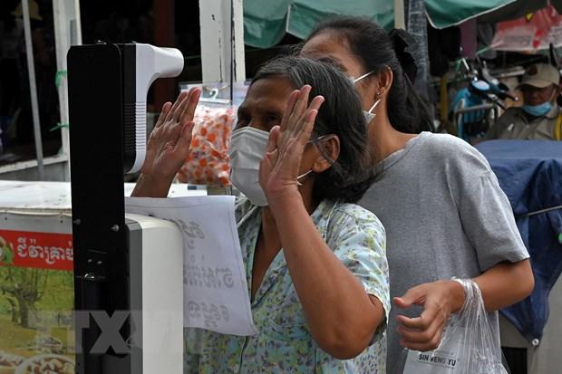 Campuchia ngung xuat nhap canh voi mot so truong hop cong dan Viet Nam hinh anh 1