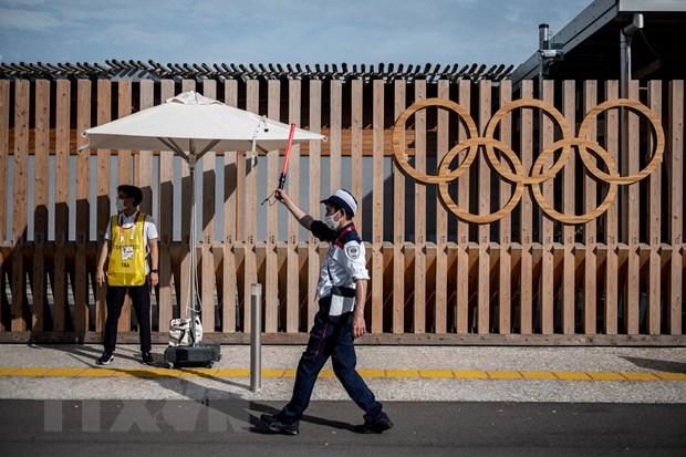 Nhat Ban cong bo ke hoach dieu tiet giao thong phuc vu Olympic Tokyo hinh anh 1