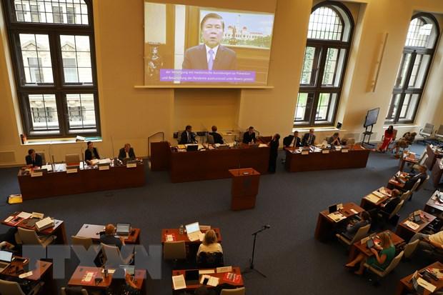 Thành phố Leipzig của Đức và TP.HCM thiết lập quan hệ đối tác