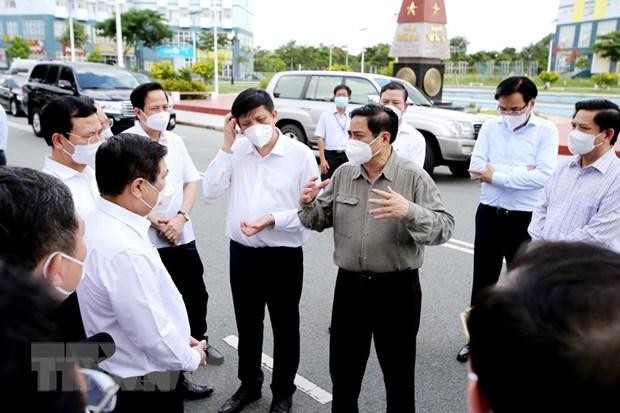 TP Ho Chi Minh giua nhung ngay gian cach: Tinh than quyet tam cao do hinh anh 1